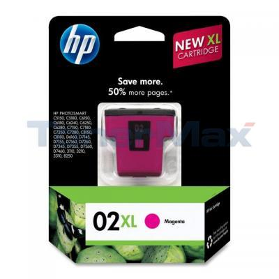 HP NO 02 XL INK MAGENTA